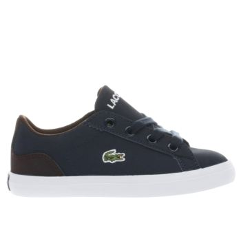 Lacoste Navy LEROND Boys Toddler