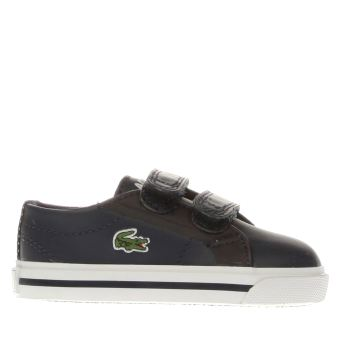 Lacoste Navy Marcel Boys Toddler