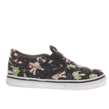 Vans Multi Slip On Toy Story Buzz Boys Toddler