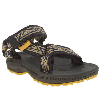 Teva Navy & Grey Hurricane 2 Boys Toddler