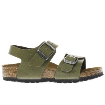 Birkenstock Khaki New York Boys Toddler