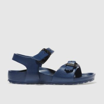 Birkenstock Navy Rio Eva Boys Toddler