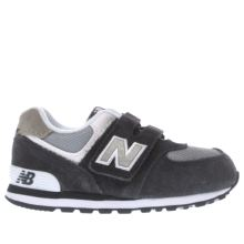 New Balance Navy & Grey 574 Boys Toddler