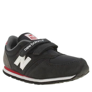 New Balance Navy & Red 420 Boys Toddler