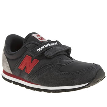 New Balance Navy 420 Boys Toddler