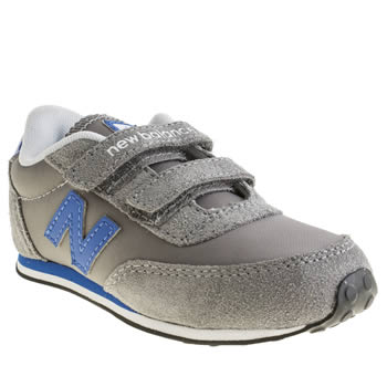 New Balance Grey 410 Boys Toddler
