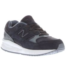 New Balance Navy 530 Boys Toddler