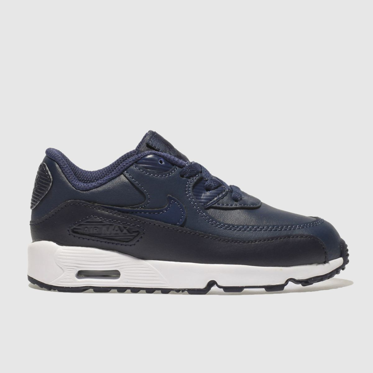 Nike Navy Air Max 90 Boys Toddler Trainers