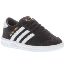 Adidas Navy Adi Hamburg Boys Toddler