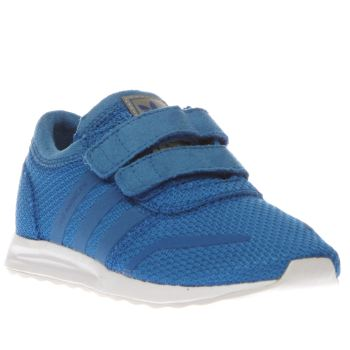 Adidas Blue Los Angeles Boys Toddler
