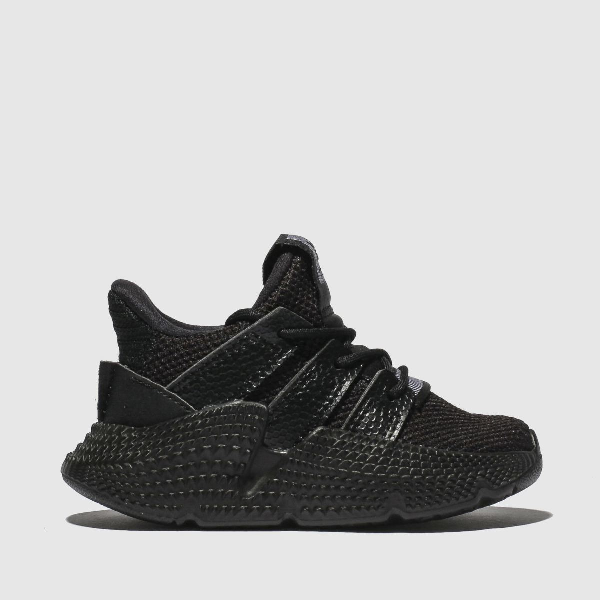 Adidas Black & White Prophere Trainers Toddler