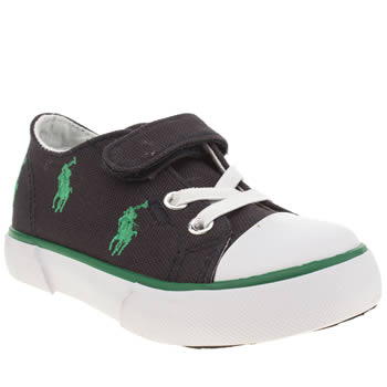 Polo Ralph Lauren Navy & Green Bal Harbour Boys Toddler