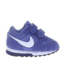 Nike Blue Md Runner 2 Boys Toddler