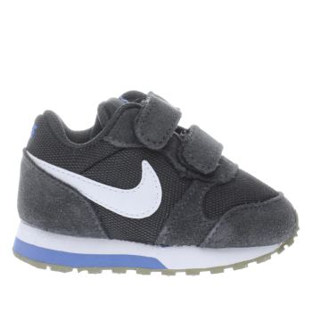 Nike Grey Md Runner 2 Boys Toddler