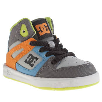 Dc Shoes Multi Rebound Boys Toddler