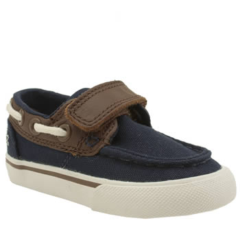Lacoste Navy Keel Boys Toddler