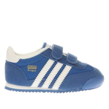 Boys Adidas Blue Dragon Boys Toddler