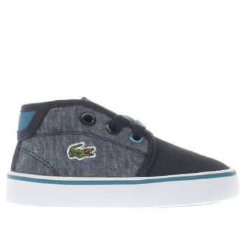 Lacoste Navy Ampthill Boys Toddler