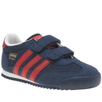 kids adidas dragon trainers