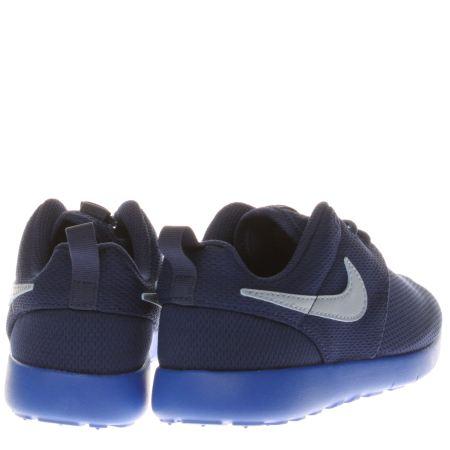 ciqgl Boys Blue Nike Roshe One Junior Trainers   schuh