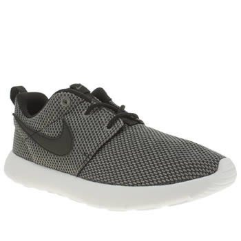 Boys Nike Grey Roshe One Boys Junior