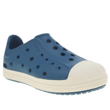 Crocs Blue Bump It Boys Junior