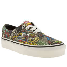 Junior Multi Vans Era Marvel