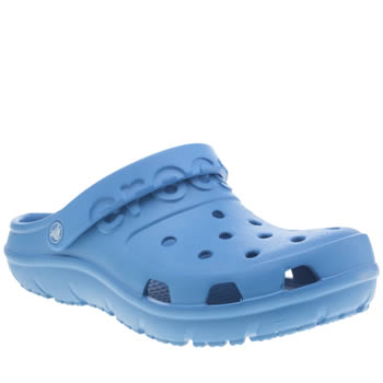 Crocs Blue Hilo Clog K Boys Junior
