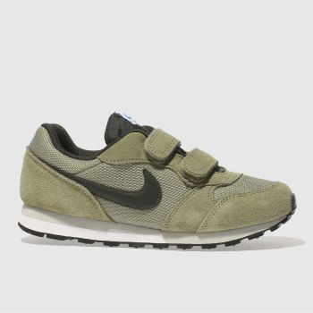 Nike Khaki Md Runner 2 Boys Junior