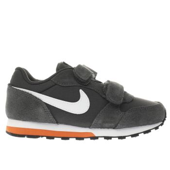Nike Dark Grey MD RUNNER 2 Boys Junior