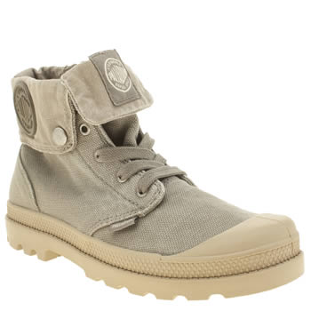Palladium Khaki  Baggy Zipper Boys Junior