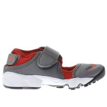 Nike Grey Rift Boys Junior