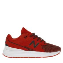 New Balance Red 1550 Boys Junior