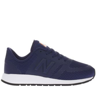 New Balance Navy 420 Boys Junior