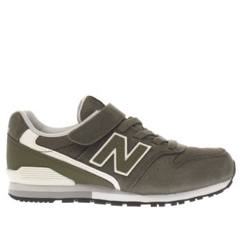 New Balance Khaki 996 Boys Junior