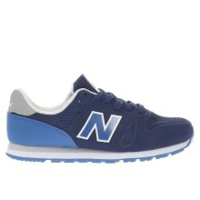 New Balance Blue 373 Boys Junior