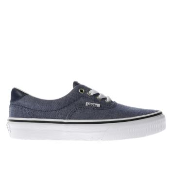 Boys Vans Navy Era 59 Boys Junior