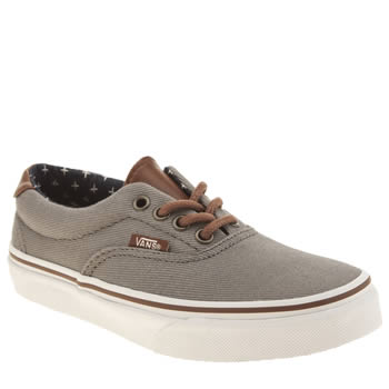 Vans Grey Era 59 Boys Junior