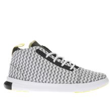 Converse Black & White Easy Ride Mid Boys Junior