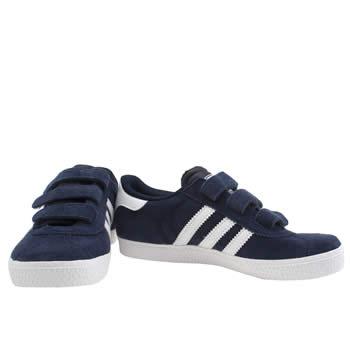 Adidas Gazelle Junior Size 2