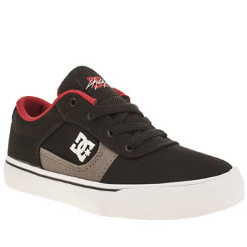 Dc Shoes Dark Grey Cole Pro Tx Boys Junior