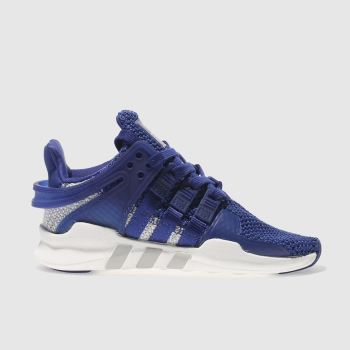 Adidas Navy Eqt Support Adv C Boys Junior