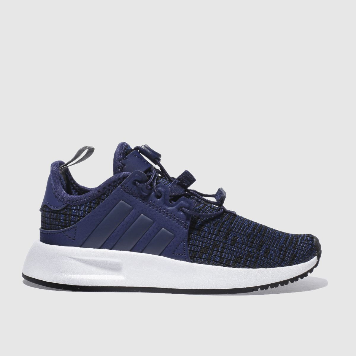 adidas navy x_plr c Boys Junior Trainers