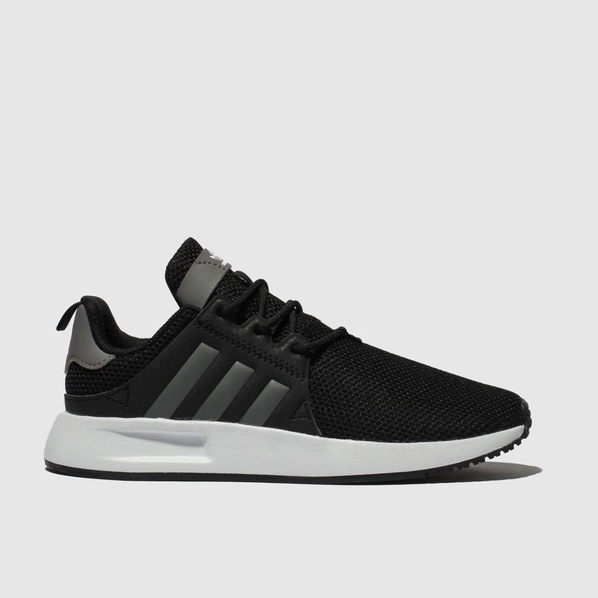 Adidas Black & Grey X_plr Trainers Junior