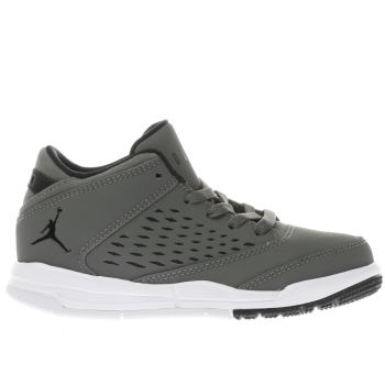 Nike Jordan Khaki Flight Origin 4 Boys Junior