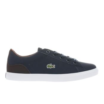 Lacoste Navy LEROND Boys Junior