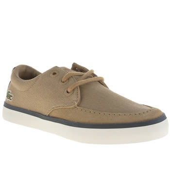 Lacoste Tan Sevrin 116 Boys Junior