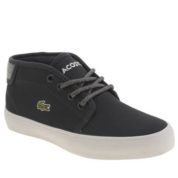 Lacoste Navy Ampthill Chunky Boys Junior