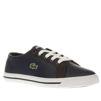 Lacoste Navy Marcel Boys Junior