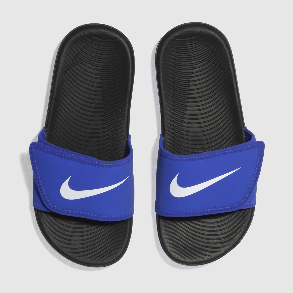 Nike Blue Kawa Adjust Boys Junior Sandals